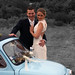 "Mariage en Fiat 500 bleue • <a style=""font-size:0.8em;"" href=""https://www.flickr.com/photos/78526007@N08/13740134144/"" target=""_blank"">View on Flickr</a>"