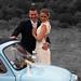 "Mariage en Fiat 500 bleue • <a style=""font-size:0.8em;"" href=""https://www.flickr.com/photos/78526007@N08/13740134144/"" target=""_blank"">View on Flickr</a>"
