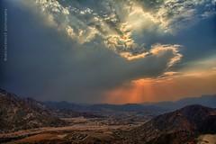 mountainscape (nabilelsherif) Tags: sunset sun mountains clouds nikon sns hdr taif 1685mm nikond7100