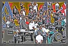 Grid Walk #F1 (Bry523) Tags: framed hamilton lewis f1 grandprix frame british formula1 jackiestewart 2015 gridwalk jeantodt lewishamilton