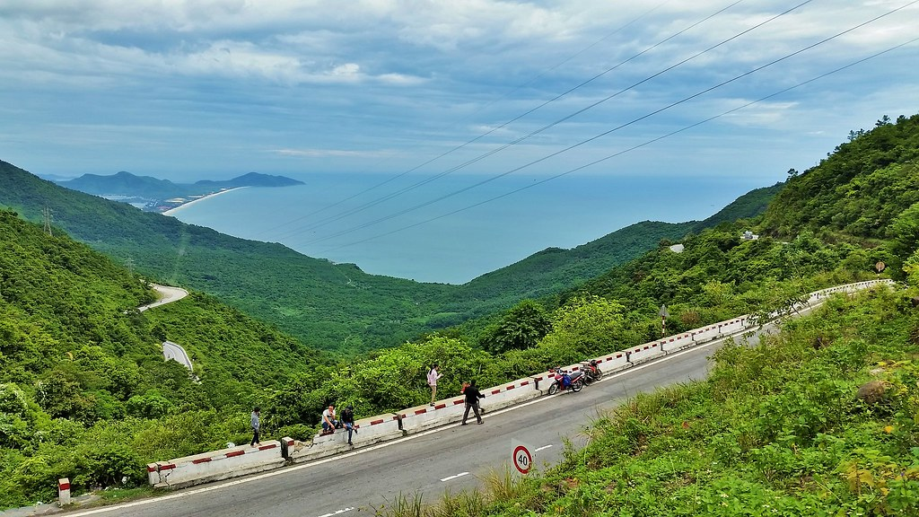 Hai Van Pass by SqueakyMarmot, on Flickr