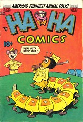 Ha Ha 88 (Michael Vance1) Tags: art artist anthology adventure comics comicbooks cartoonist funnyanimals fantasy funny humor goldenage