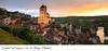 21,5x10cm // Réf : 10031002 // Saint-Cirq-Lapopie (Editions Jourdenuit Patrimoine) Tags: lot saint cirq lapopie france eglise rocher falaise calcaire village beau prefere artistes carte postale edition jourdenuit