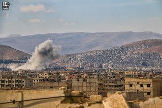And the battle of the silent Damascus started..