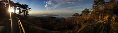 Sunrise over Trieste (belboo) Tags: carso meer napoleonica sea triest trieste friuliveneziagiulia italy it