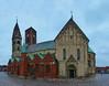 das ist die Domkirche zu Ribe in Ihrer Schönheit! (baerchen57) Tags: urlaub2017 dänemark dramatisch ribe dom domkirche romanisch