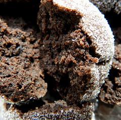 Celibrate with Chocolate (Ramona H) Tags: macromondays happy10years chocolate cooky