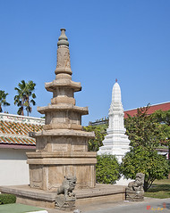 Wat Ratcha Orasaram Chinese Style Pagoda (DTHB0561)