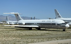 Douglas C-9B Skytrain II 163208 (Amarillo Aviation) Tags: amarg boneyard davismontham aircraft military preservation preserved aviation history