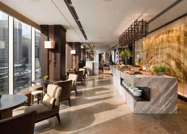 アフタヌーンティーで人気のホテル フォーシーズンズ アット 丸の内