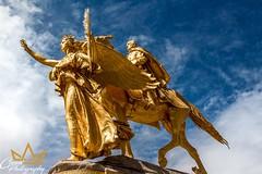 Central Park William Sherman statue #centralpark #nyc (Jlb0183) Tags: centralpark nyc