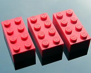 Danish test brick lot