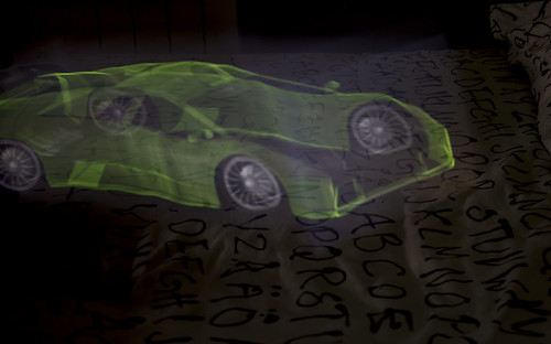3D Light Painting
