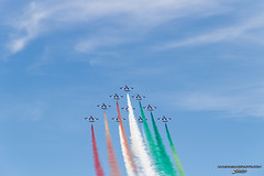 "Frecce Tricolori 2 • <a style=""font-size:0.8em;"" href=""http://www.flickr.com/photos/92529237@N02/8899485935/"" target=""_blank"">View on Flickr</a>"