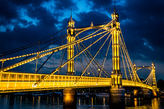 Albert Bridge (Arron Strutt) Tags: photography nikon albertbridge top20bridges d3100
