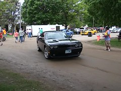 Challenger Parade (DVS1mn) Tags: show park cars car minnesota midwest swap annual mopar mn meet farmington 29th mopars