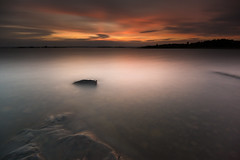 Fiery (- David Olsson -) Tags: longexposure sunset summer cliff lake seascape hot nature water june clouds landscape nikon rocks colorful warm sundown cloudy sweden outdoor pebbles filter le lee colourful fx grad vnern fiery d800 hammar vrmland 1635 blazing blackglass 1635mm lakescape gnd smoothwater skoghall smoothsky 2013 boholmen bigstopper davidolsson 06hard 1635vr
