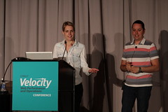 VelocitySC2013 (O'Reilly Conferences) Tags: barbara blake crosby bemes velocitysc2013