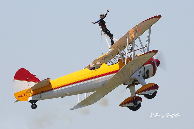 Wing Walker Jane Wicker killed in tragic crash at Vectren Air Show, Dayton, OH 22 June 2013 RIP