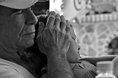 (Dimitra Kirgiannaki .*wake me up when se) Tags: old summer love girl children greek photography hands hug grandfather grandchildren greece tender dimitra 2013 neamakri mygearandme mygearandmepremium nikond3100 kirgiannaki
