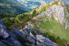 I Salti della Cresta (Roveclimb) Tags: mountain alps hiking ridge alpi montagna cresta arete berlinghera sorico arista escursionismo sanbartolomeo muncech altolario
