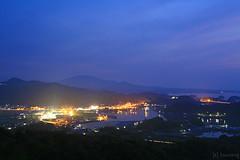 Takabutoyama (tomosang R32m) Tags: longexposure japan night observation   kumamoto amakusa     karabuto