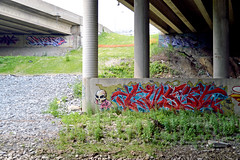 DSC_0256 v2 (collations) Tags: toronto ontario concrete graffiti documentary infrastructure builtenvironment kwest concretedreams
