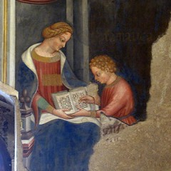 Grammar (YIP2) Tags: italy painting italia paintings medieval middleages fresco renaissance umbria frescoes foligno palazzotrinci gentiledafabriano italianpainting italianpainters trinci ottavianonelli jacopobellini