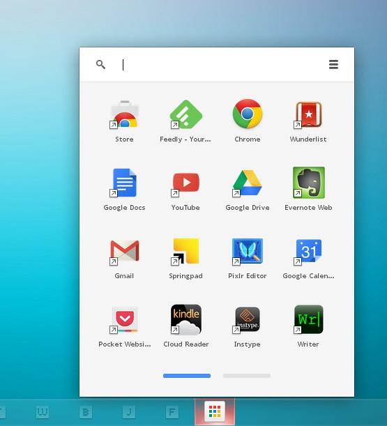icono chrome app launcher
