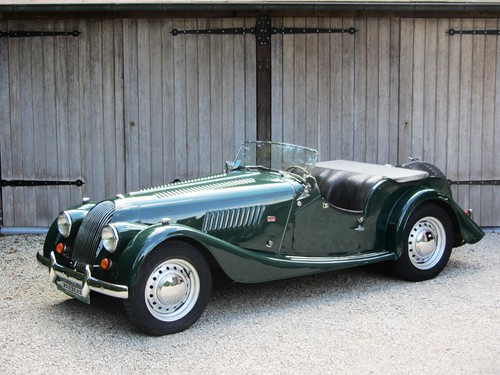 Morgan Plus 4 (1955).