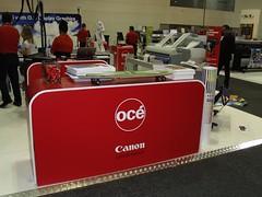 Oce Canon X-Board Exhibition Stand