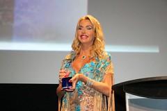 Valeria Marini at ICFF 2013