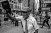 Preaching America (Giovanni Savino Photography) Tags: street newyorkcity newyork manhattan preacher bible pennstation preaching streetpreacher newyorkstreets magneticart ©giovannisavino americanpreacher