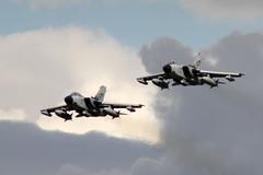 Royal Saudi Air Force Tornado IDS Pair (NTG's pictures) Tags: force pair air royal saudi tornado ids