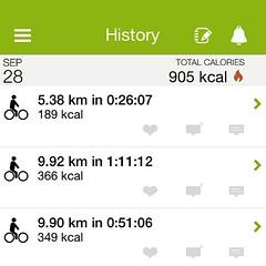25 กิโล กับการปั่นจักรยานในเมือง ตั้งแต่บ่ายสองยันสี่ทุ่ม อ่อนนุช-รามคำแหง-ซีคอน-อ่อนนุช ขาล้ามาก บ่องตง #cyclingdaily
