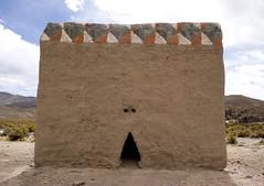 Sajama20 (Marisela Murcia) Tags: bolivia sajama chulpas nationalparksajamaaltiplanobolivianoculturaprehispánicacarangas chullpaspolicromas