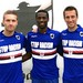 Sampdoria, Italy, sends a claer message against racism
