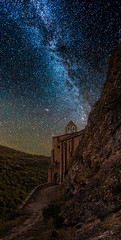 Peña. Navarra (martin zalba) Tags: night stars star noche spain estrellas estrella peña navarra