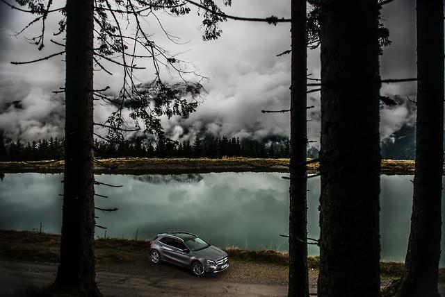 car photography austria mercedesbenz gla gl cla sclass kitzbühel grandtirolia 1stlobster fredericschlosser heikekaufhold marioromanlambrecht