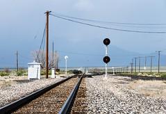 """SHAFTER  CPF 766""....20110608_2831 (listorama) Tags: railroad unionpacific fullsize shafter signalling blocksignal goshutevalley"