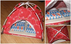 Toy tent for Sylvanian families (ebygomm) Tags: