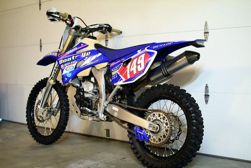 2009 Yamaha WR250F
