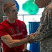 Vice Chief Visits Soldiers at Center for the Intrepid