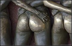 Riviera: Crazy Girls (smenzel) Tags: statue riviera lasvegas v500 2013