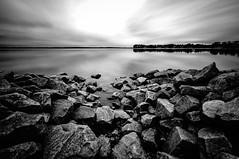 Lake Murray (beardedspoooon) Tags: longexposure southcarolina weldingglass