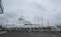 IMG_0230 Superyacht A. (Boat bloke) Tags: boat ship auckland motoryacht a superyachta motoryachta