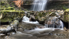 Welsh Waterfalls (jppowellphotography) Tags: water fast strong rapid