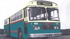 Empresa Omnibus de la Habana (ROGALI) Tags: bus olympic omnibus leyland guagua mcw britishleyland oldbus leylandbus el453 empresaomnibusdelahabana 1964leylandolympicmcwel453 brtishbus