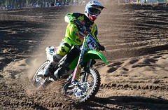 Mx #747 (Sílvia Simões) Tags: sports bike nikon moto dirtbike rider motocross mx kawasaki racer marinhadasondas