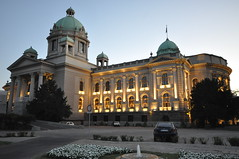 Serbian National Assembly Building